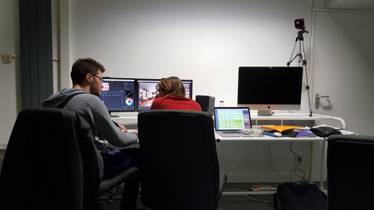 Matias Harju - Emotive VR - 3  Post-production starts